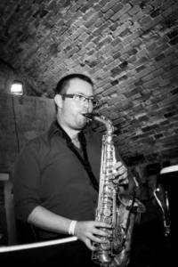 Norbert Winkler : Saxophon